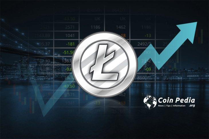 Рост курса Litecoin