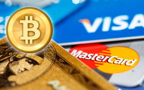 Биткоин и Visa