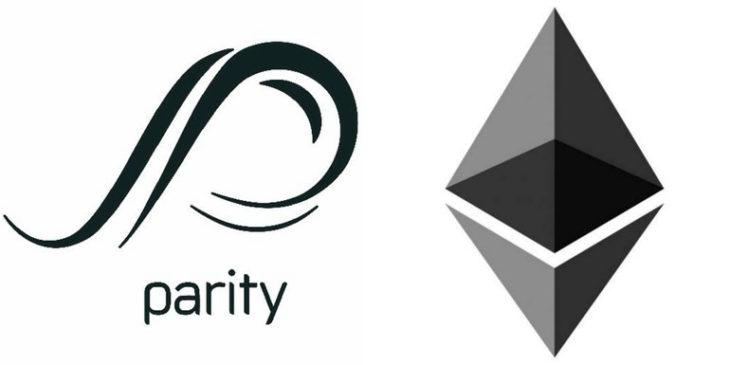 Логотип parity