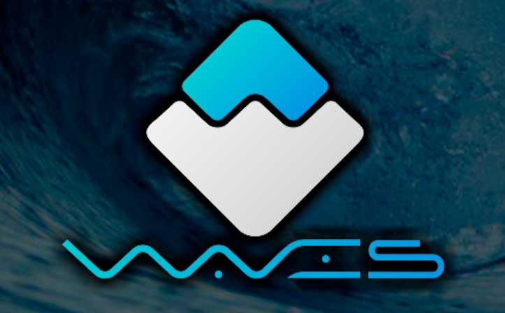Логотип Wavis